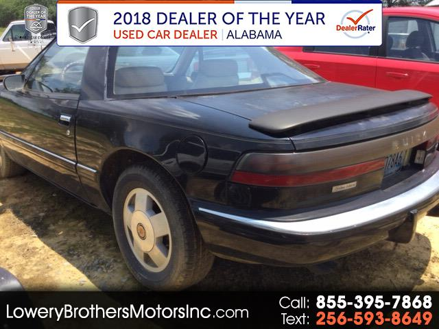 1989 Buick Reatta 2dr Coupe