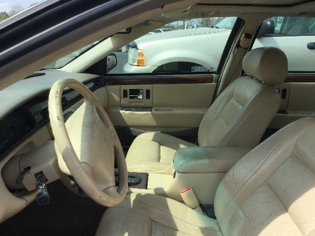 1997 Cadillac Seville 4dr Touring Sdn STS
