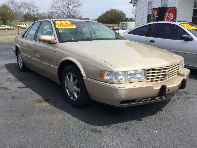 Cadillac Seville 4dr Touring Sdn STS 1997