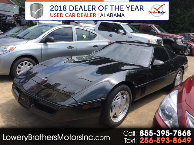 Chevrolet Corvette 2dr Hatchback Coupe 1988