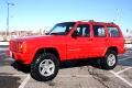 2000 Jeep Cherokee Classic 4-Door 4WD