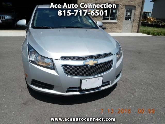2011 Chevrolet Cruze 1LT