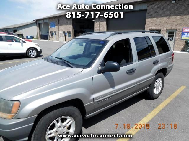 2002 Jeep Grand Cherokee Laredo 4WD