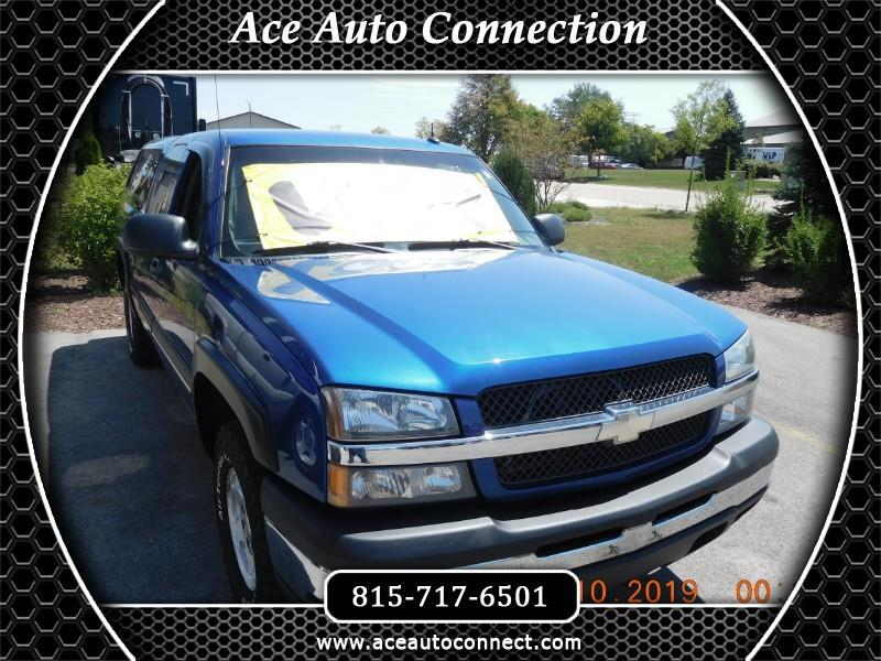 Chevrolet Silverado 1500 LT Ext. Cab Short Bed 4WD 2003