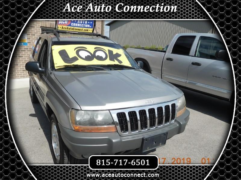 Jeep Grand Cherokee Laredo 4WD 2001