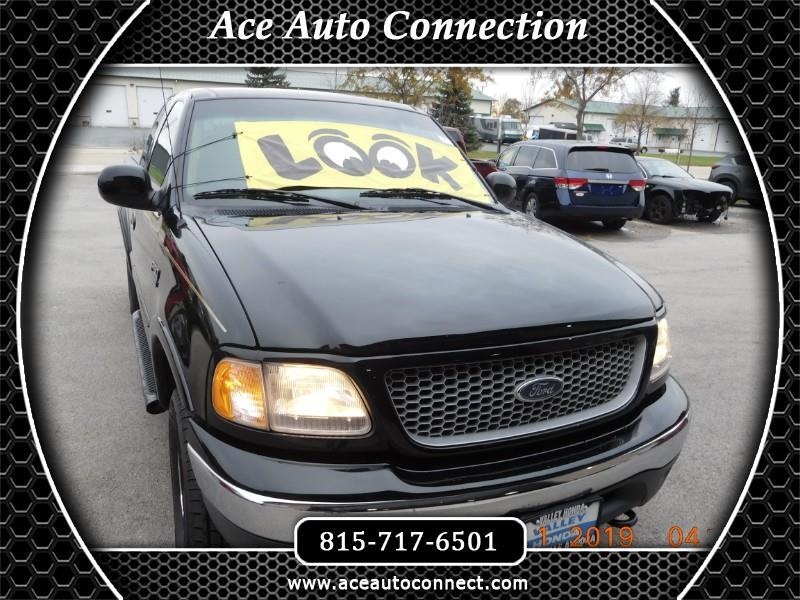 Ford F-150 Lariat SuperCab Long Bed 4WD 1999