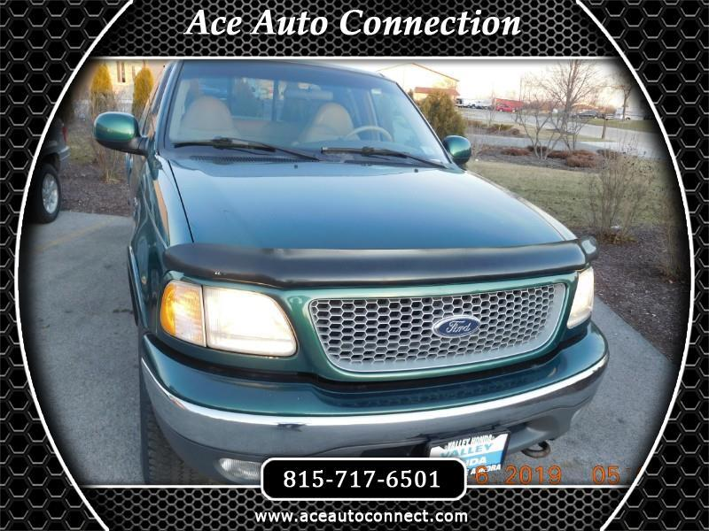 Ford F-150 Lariat SuperCab Flareside 4WD 1999