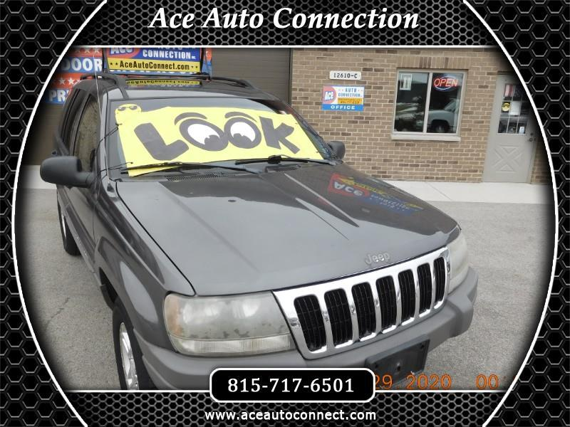 Jeep Grand Cherokee Sport 4WD 2002
