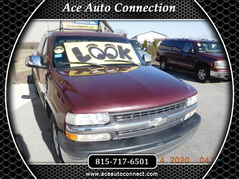 Chevrolet Silverado 1500 LS Ext. Cab 3-Door Long Bed 2WD 2000