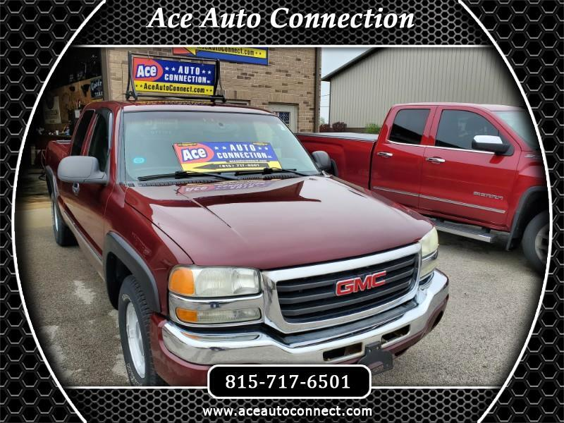 GMC Sierra 1500 SLE Ext. Cab Long Bed 2WD 2003