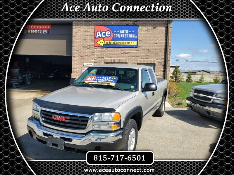 GMC Sierra 1500 Ext. Cab Short Bed 4WD 2005