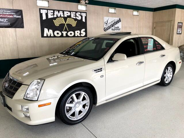 2010 Cadillac STS V6 Luxury AWD with Navigation