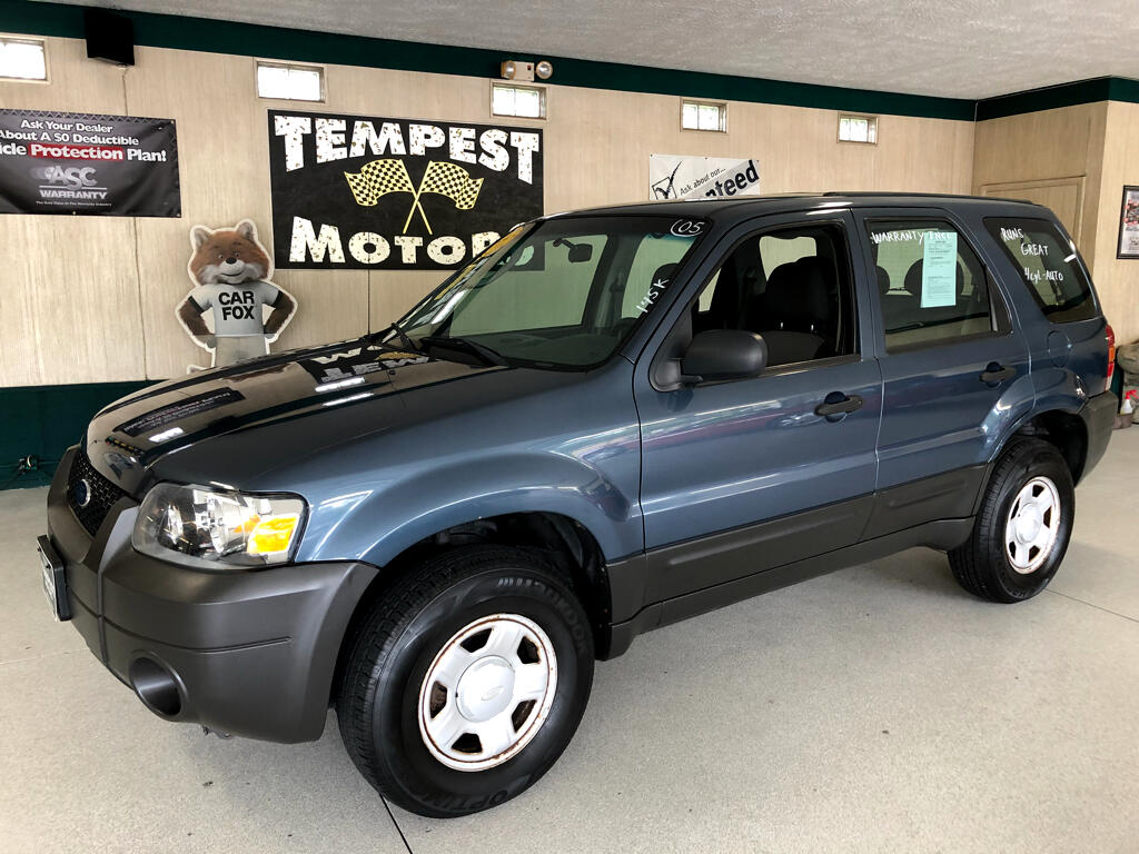 2005 Ford Escape XLS 2WD AT