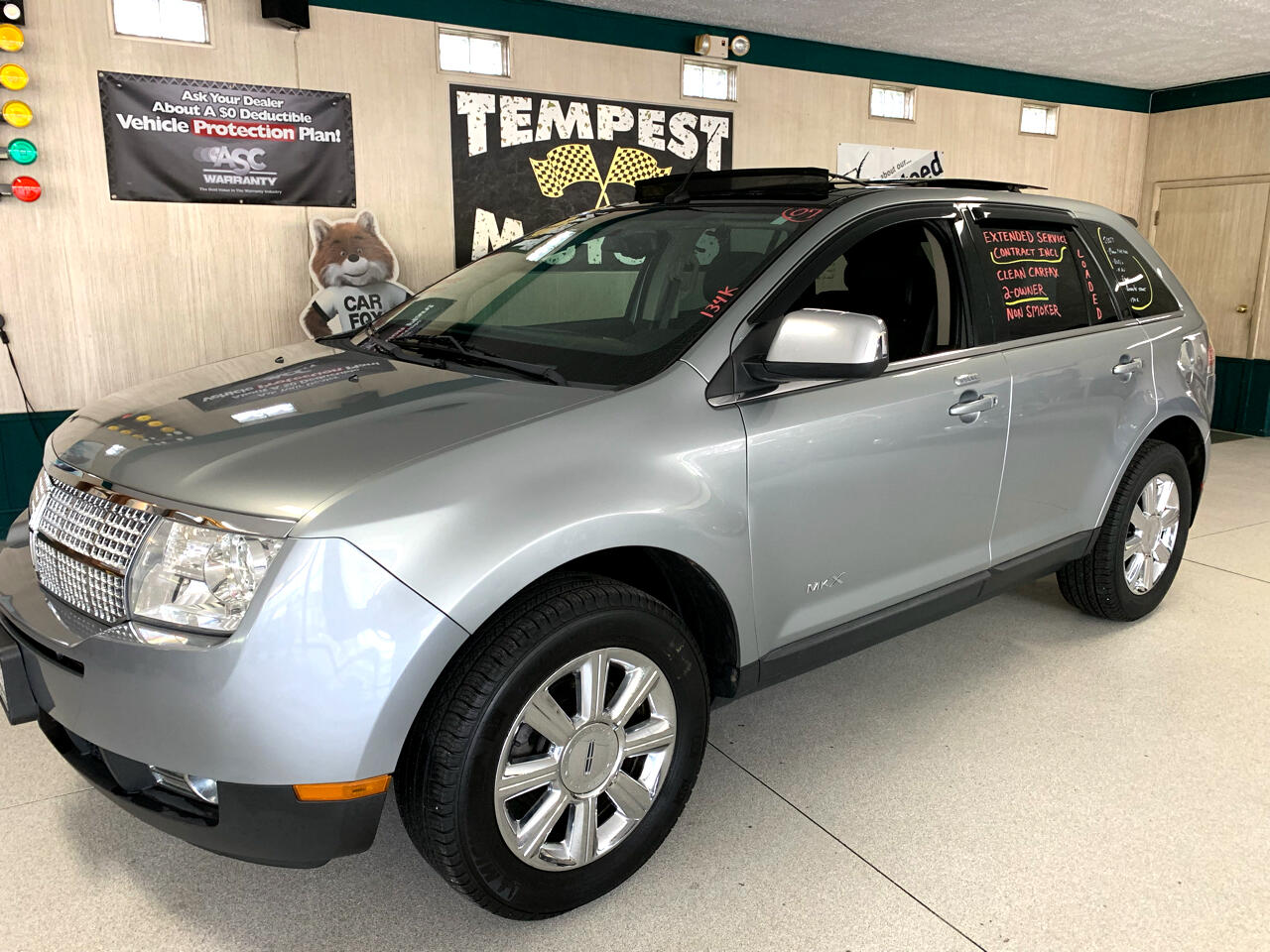 2007 Lincoln MKX FWD