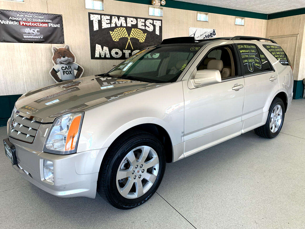 2008 Cadillac SRX Luxury Collection AWD
