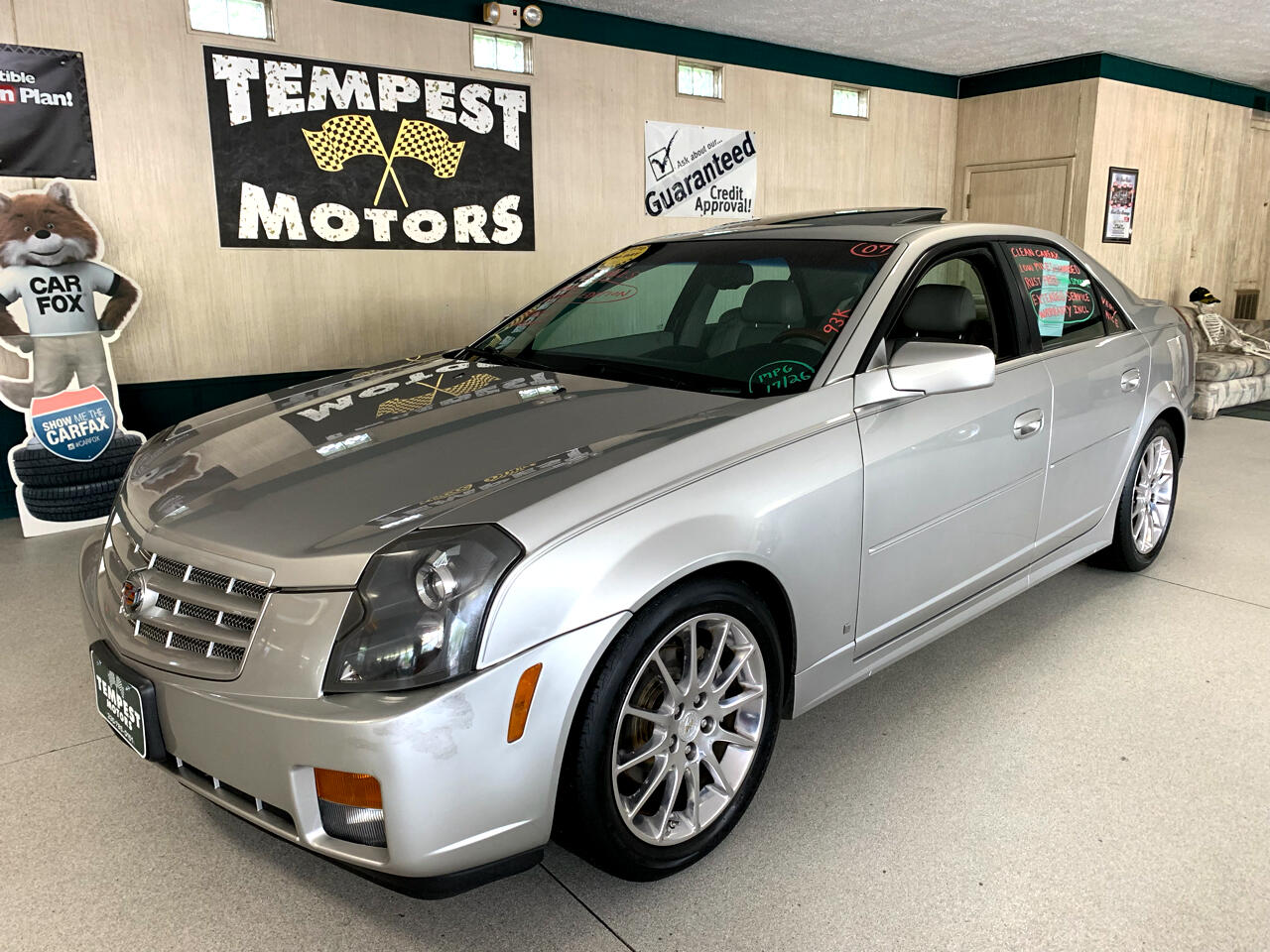 2007 Cadillac CTS Sport Appearance Package