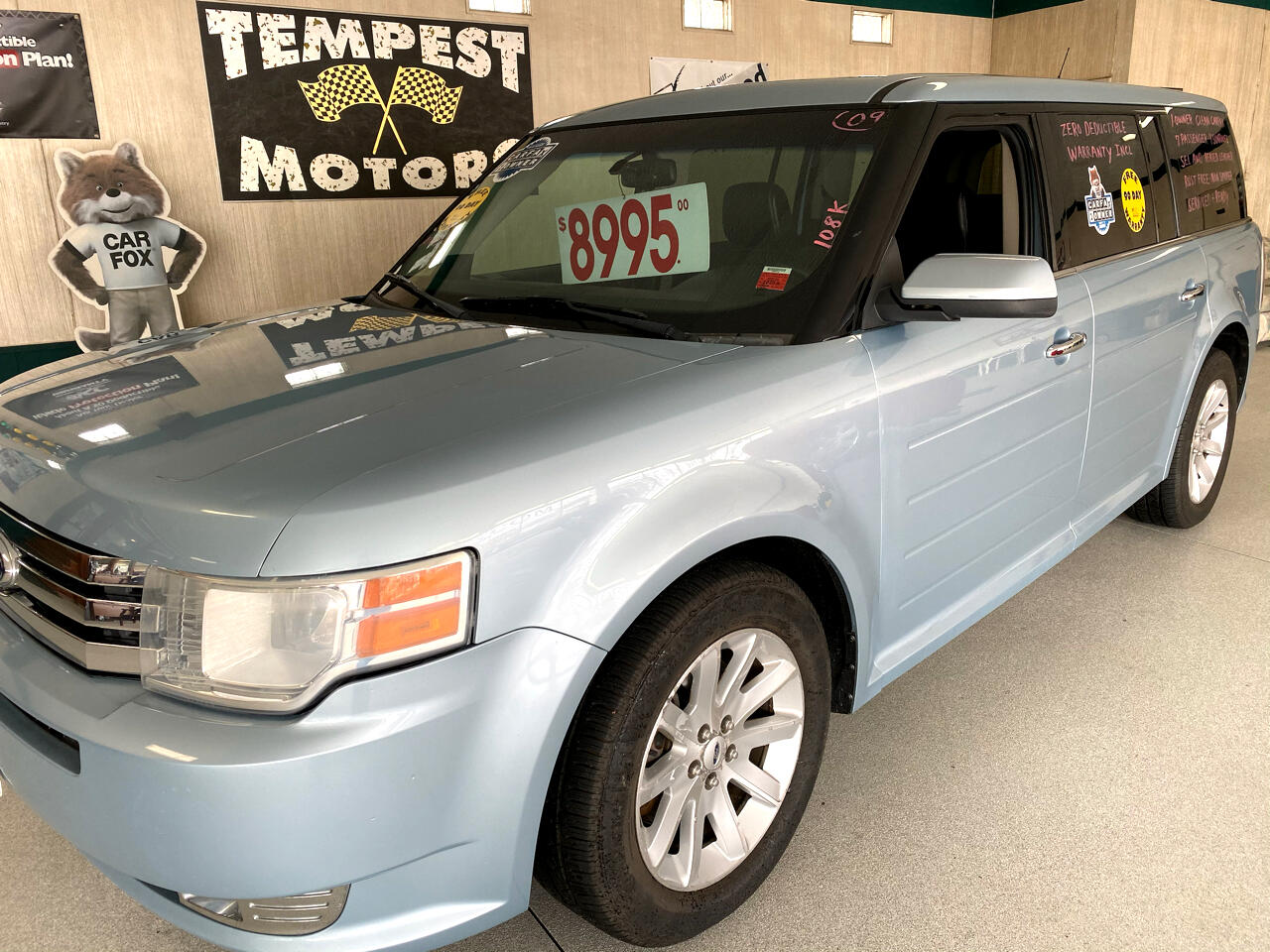 Ford Flex 4dr SEL AWD 2009