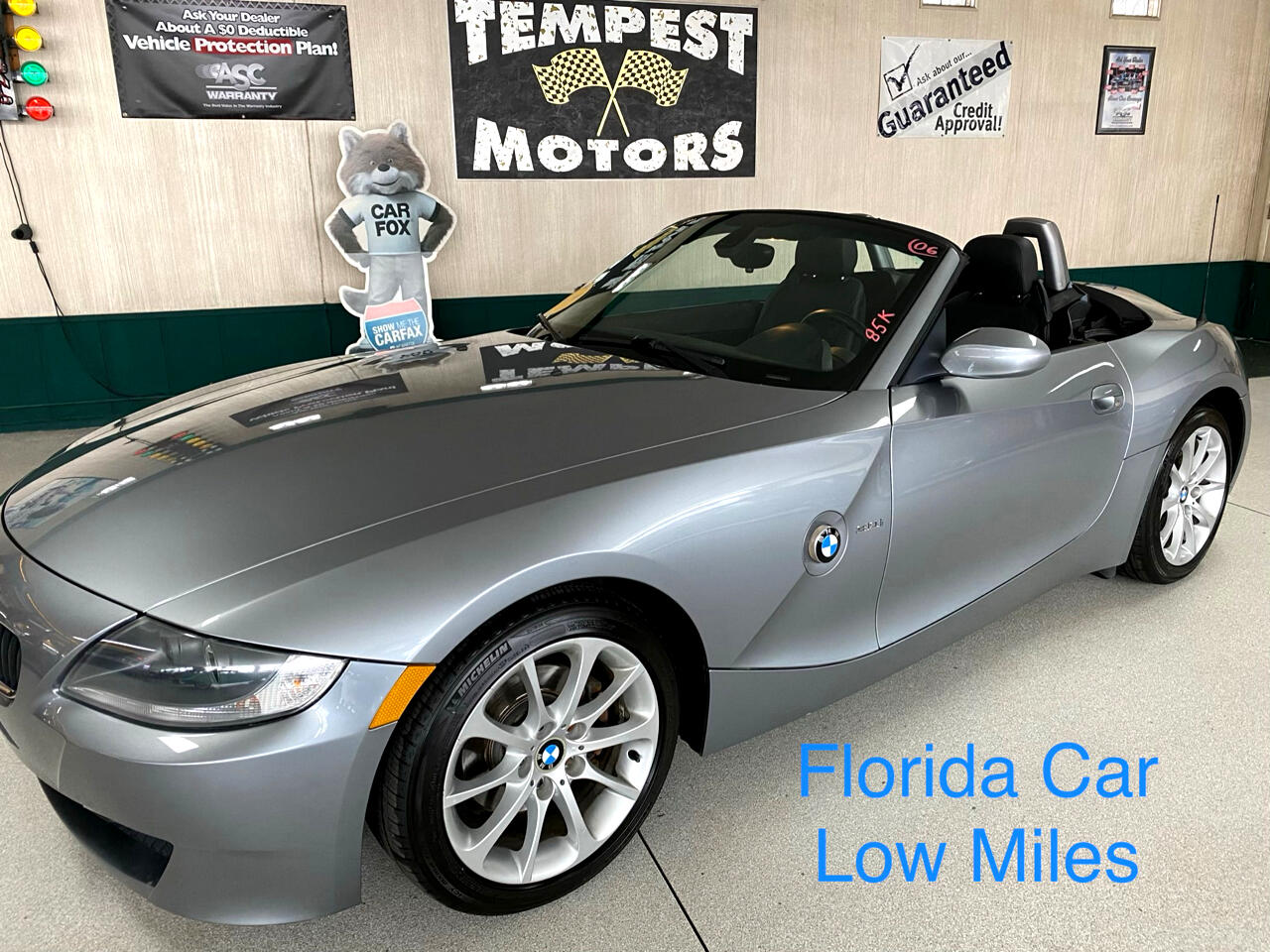 BMW Z4 2dr Roadster 3.0i 2006