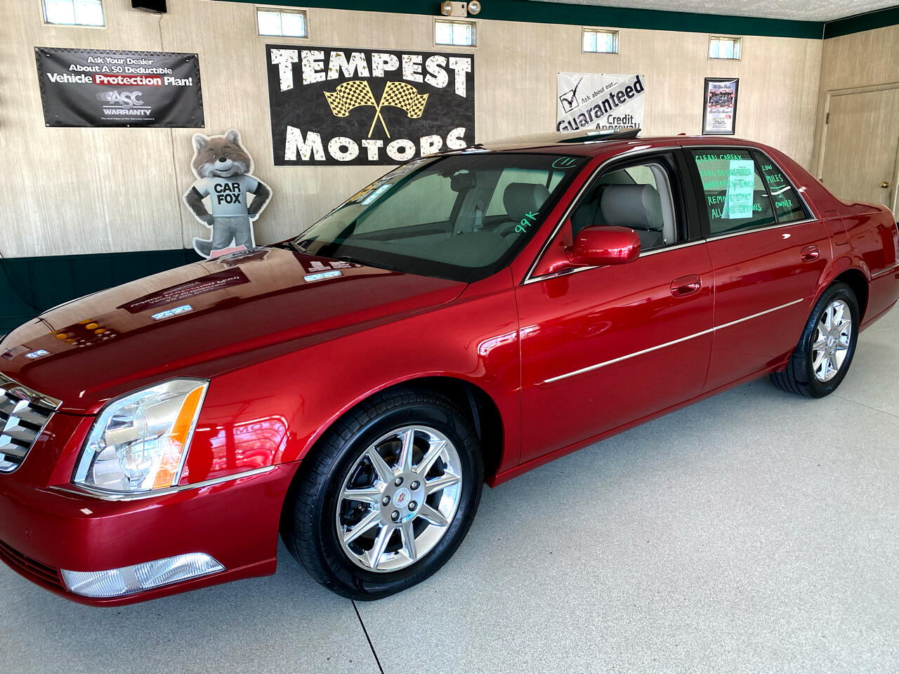 Cadillac DTS Luxury II 2011