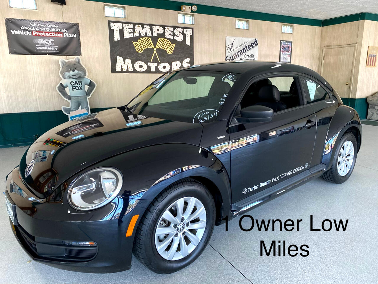 Volkswagen Beetle Coupe 2dr Auto 1.8T Wolfsburg Edition PZEV 2016