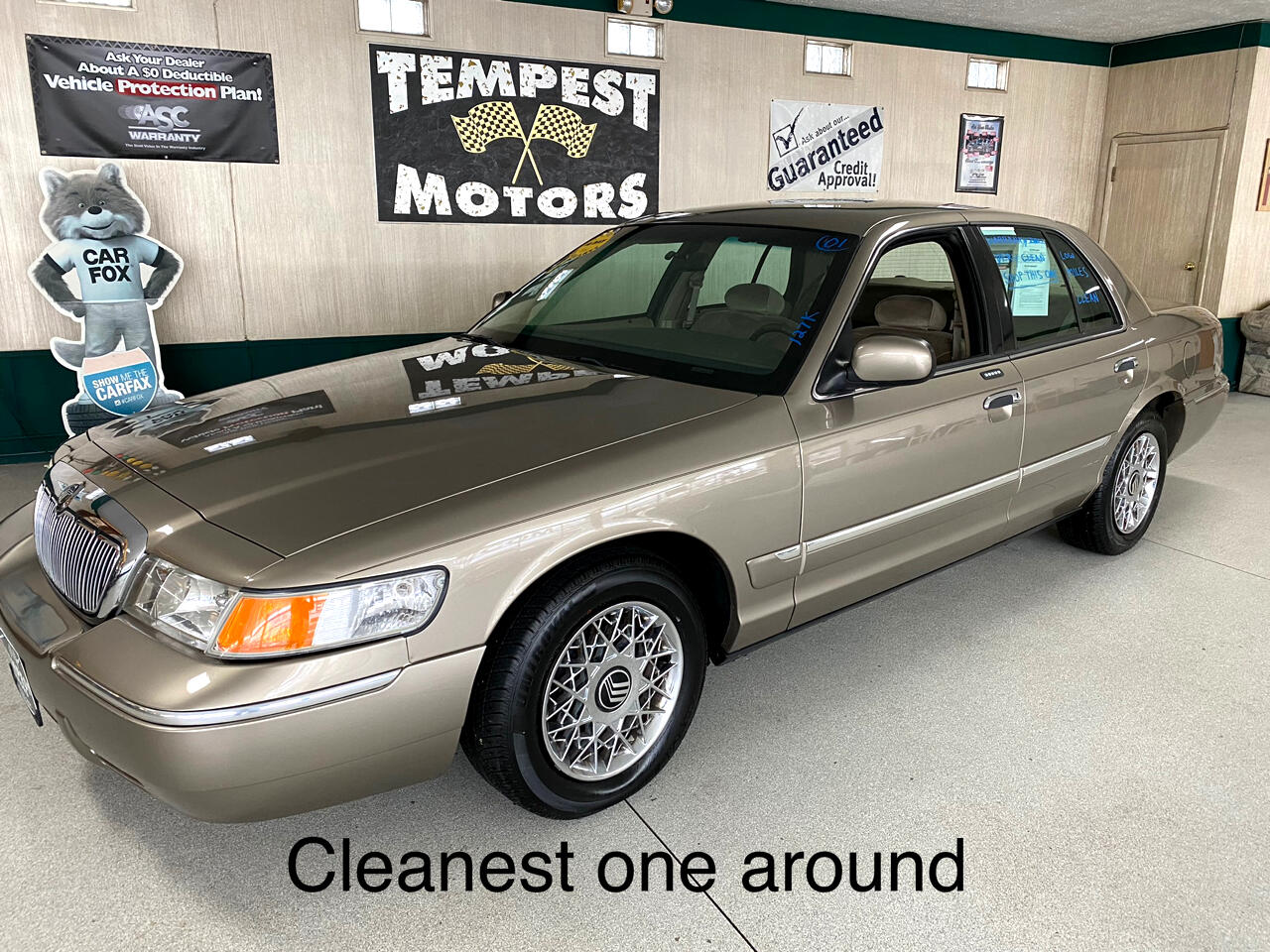 Mercury Grand Marquis GS 2001