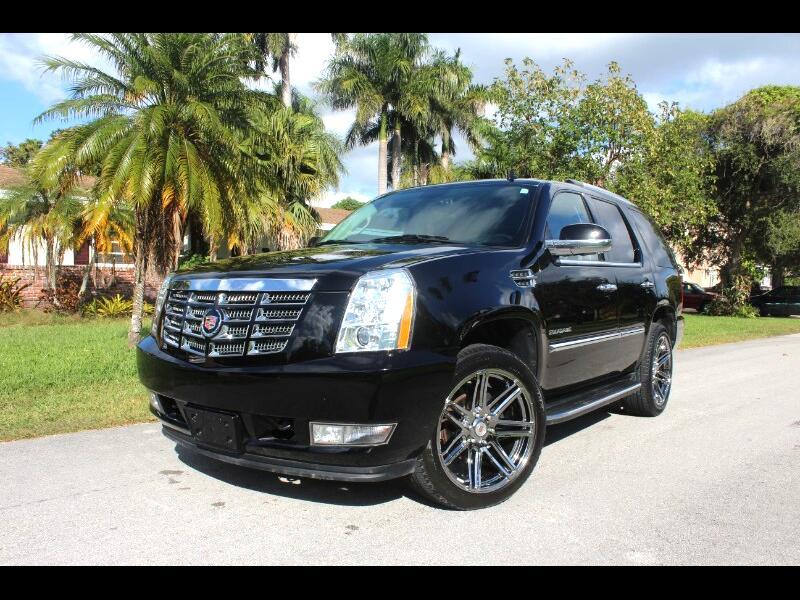 2013 Cadillac Escalade 2WD