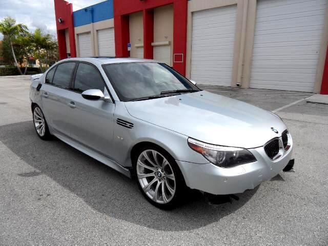 2006 BMW M5 Sedan