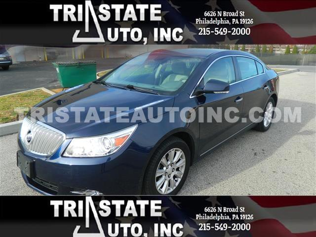 2012 Buick LaCrosse Sedan 4D Premium I Hybrid