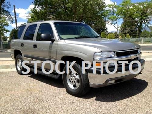 2003 Chevrolet Tahoe Utility 4D LT 4WD