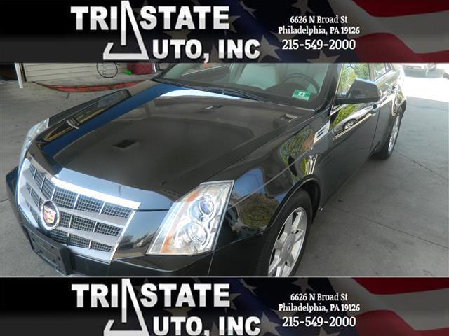 2008 Cadillac CTS Sedan 4D