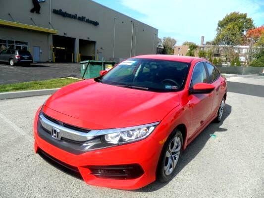 2016 Honda Civic Sedan 4D LX I4
