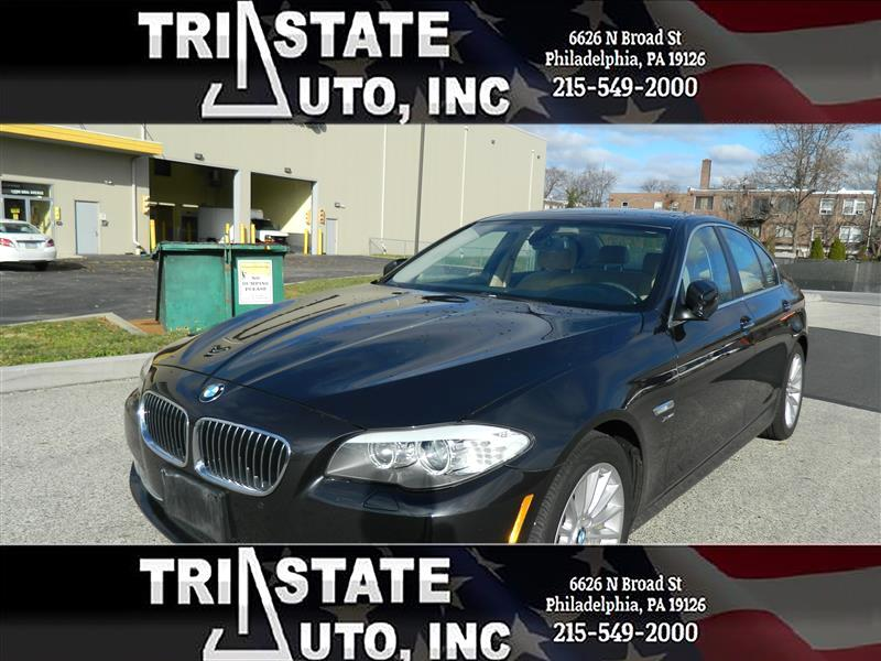 2012 BMW 5-Series Sedan 4D 535xi AWD