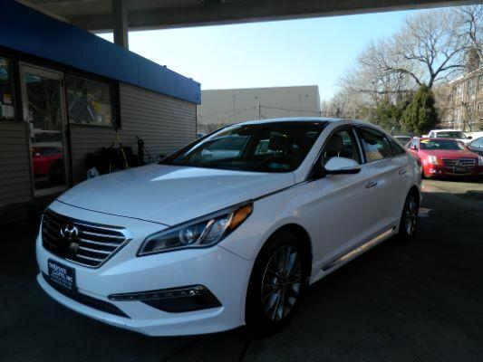 2015 Hyundai Sonata Sedan 4D Limited I4