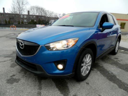 2014 Mazda CX-5 Utility 4D Touring 2WD I4