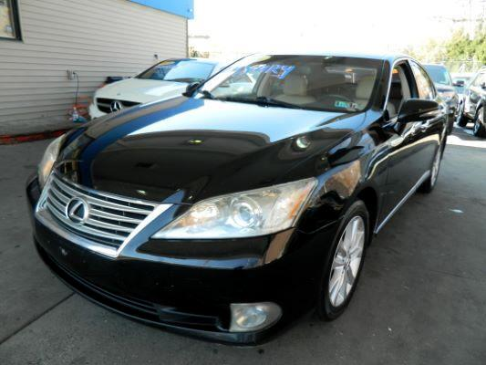 2010 Lexus ES 350 Sedan 4D ES350