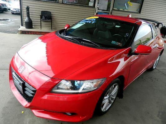 2011 Honda CR-Z Coupe 2D EX Hybrid