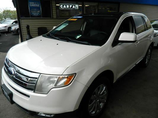 2008 Ford Edge Wagon 4D Limited AWD