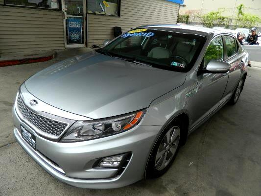 2016 Kia Optima Hybrid Sedan 4D EX I4 Hybrid