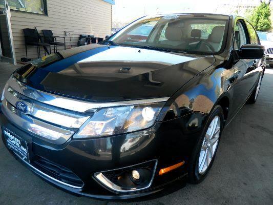 2012 Ford Fusion Sedan 4D SEL