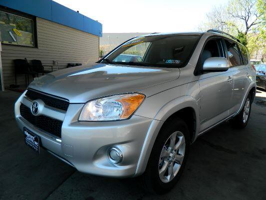2011 Toyota RAV4 Utility 4D Limited 4WD