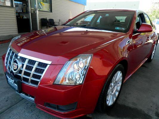2012 Cadillac CTS Sedan 4D AWD