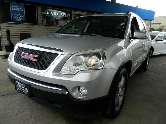 2011 GMC Acadia Utility 4D SLT AWD