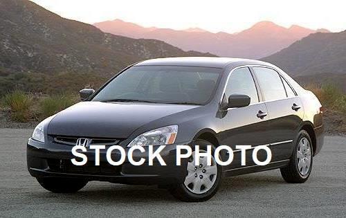 2004 Honda Accord Sedan 4D EX Navigation