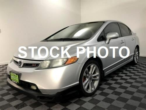 2007 Honda Civic Coupe 2D EX