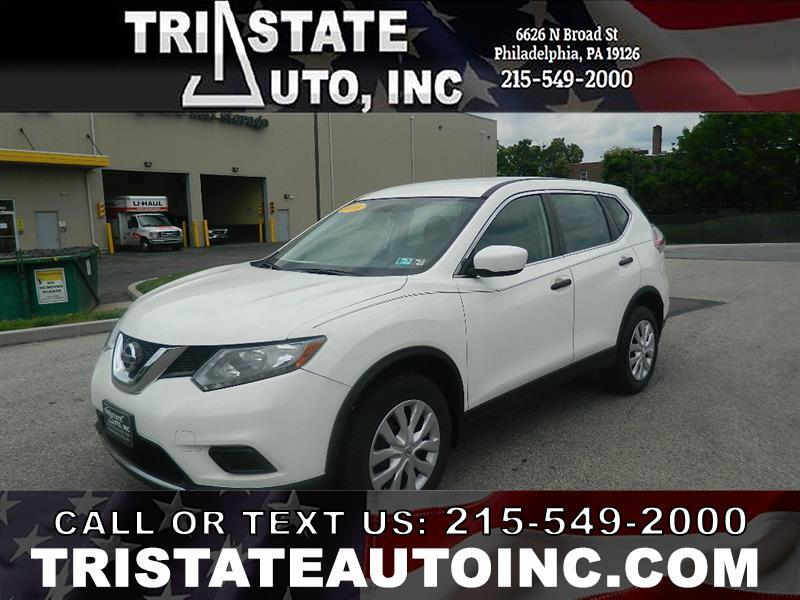 2016 Nissan Rogue Utility 4D SV AWD I4