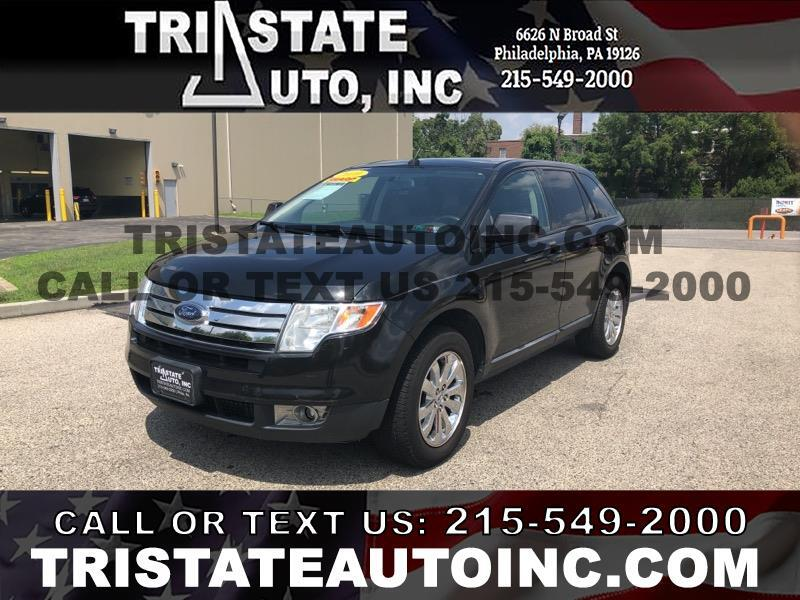 2010 Ford Edge Wagon 4D SEL 2WD