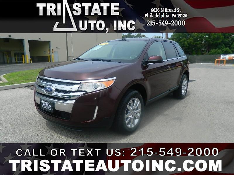 2011 Ford Edge Wagon 4D Limited AWD