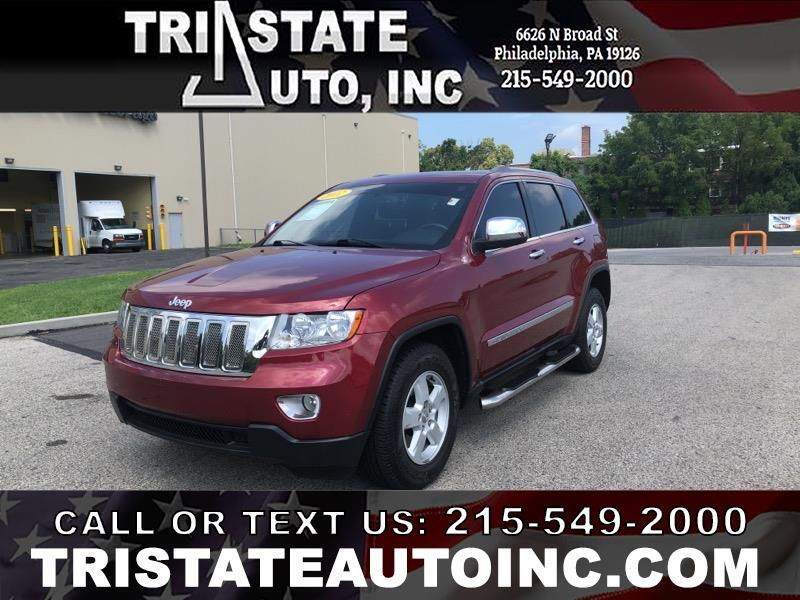 2012 Jeep Grand Cherokee Utility 4D Altitude 4WD