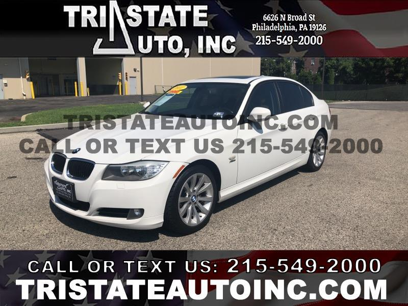 2011 BMW 3 Series Sedan 4D 328xi AWD