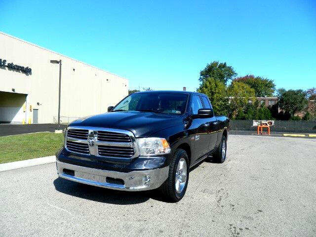 2014 RAM 1500 Pickup-V8